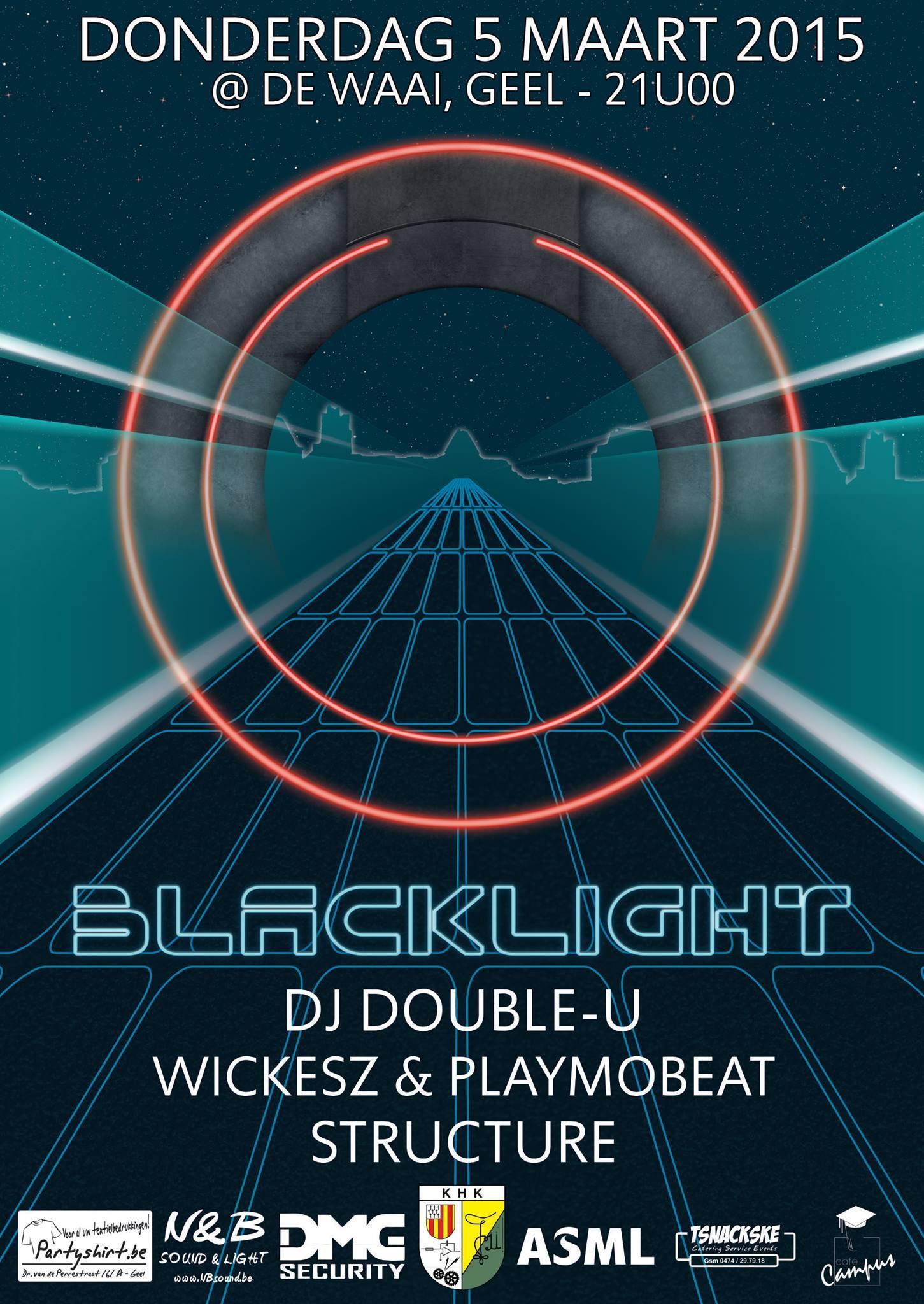 Blacklight TD