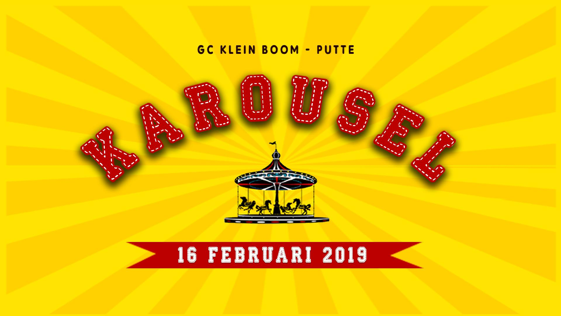 KAROUSEL W/HECTOR COUTO affiche op 16/02/2019