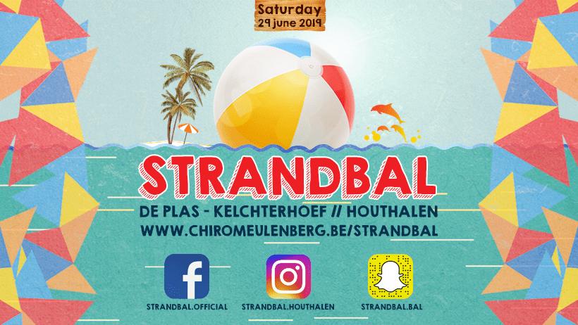 Strandbal 2019