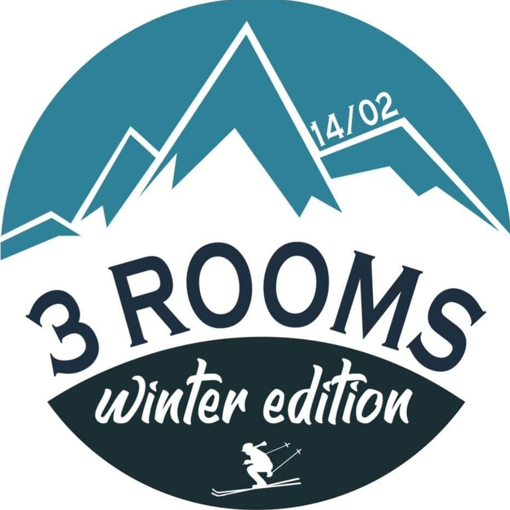 3 rooms 1 big party winter edition
