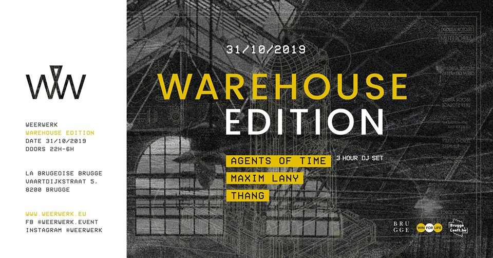 WEERWERK // Warehouse Edition