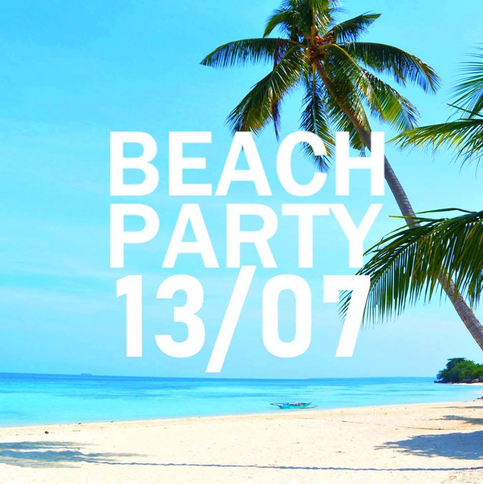 Beachparty Jut 2019