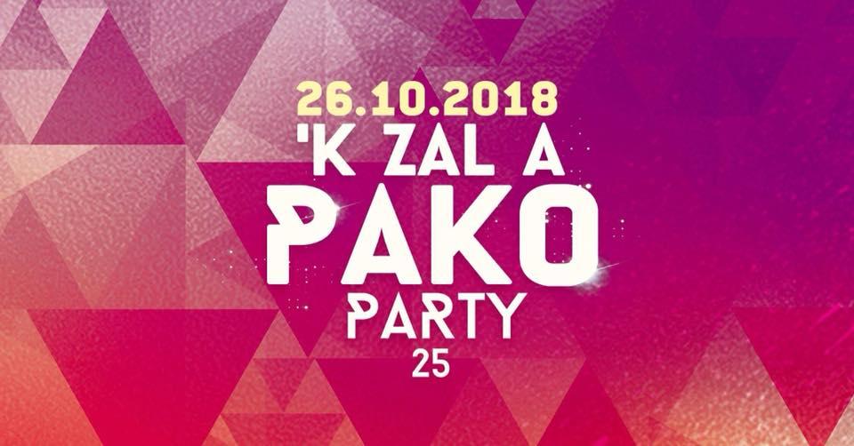 K zal a Pako Party