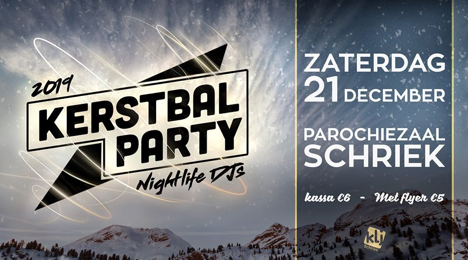 Kerstbalparty 2019