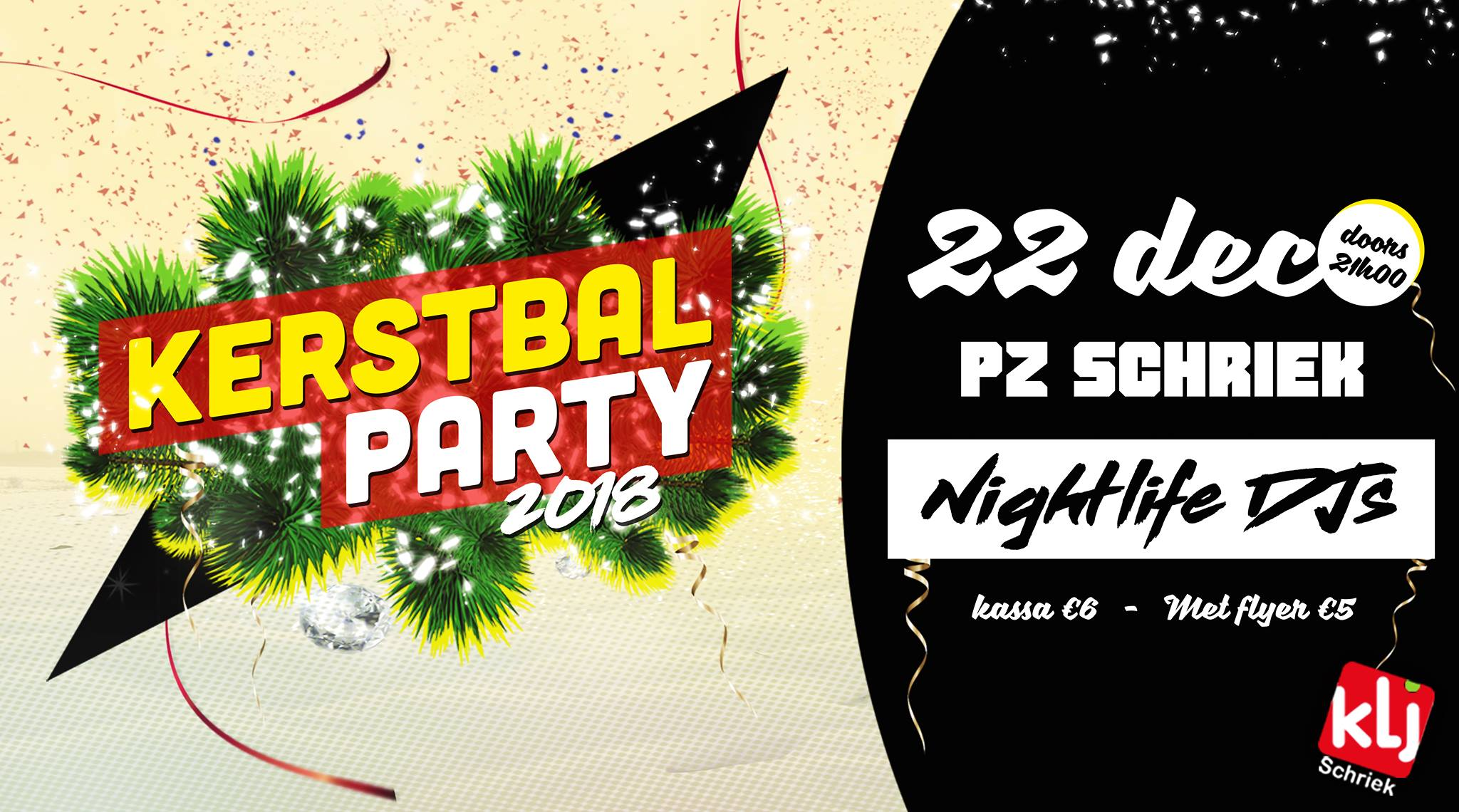 Kerstbalparty 2018