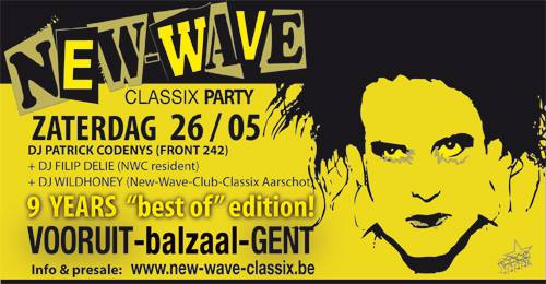 New WAVE ClassiX party