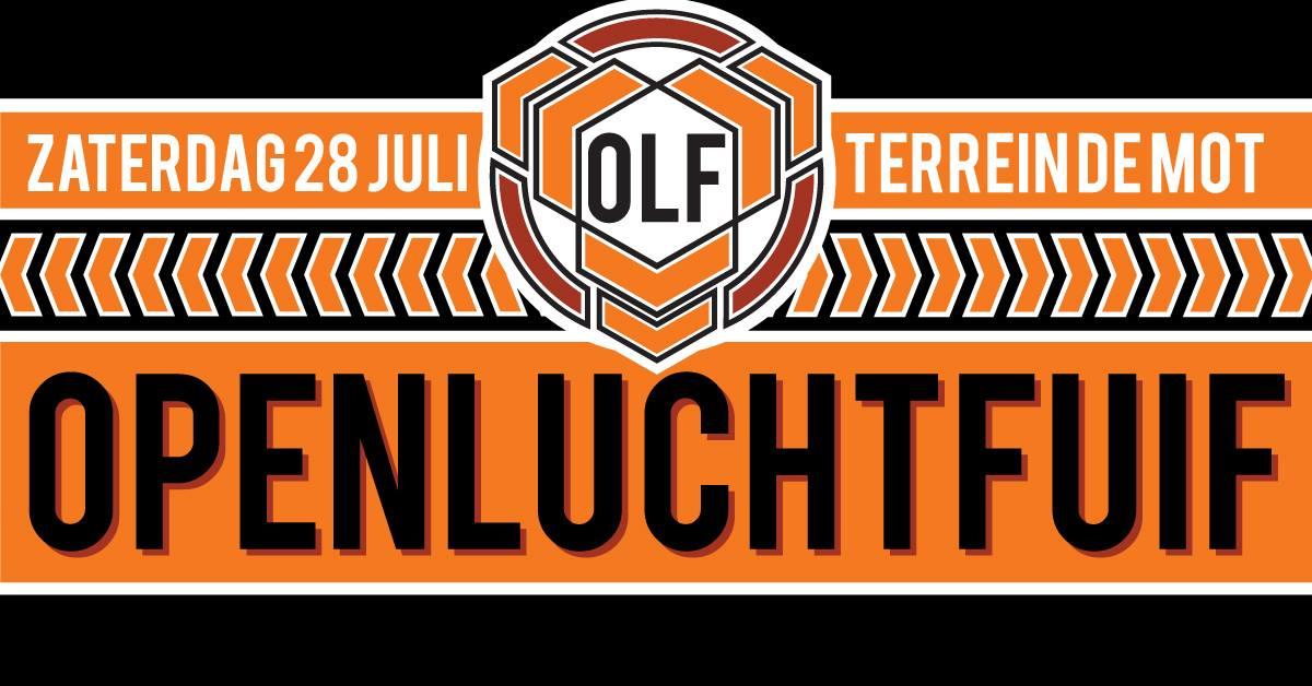 Openluchtfuif Lebbeke 2018