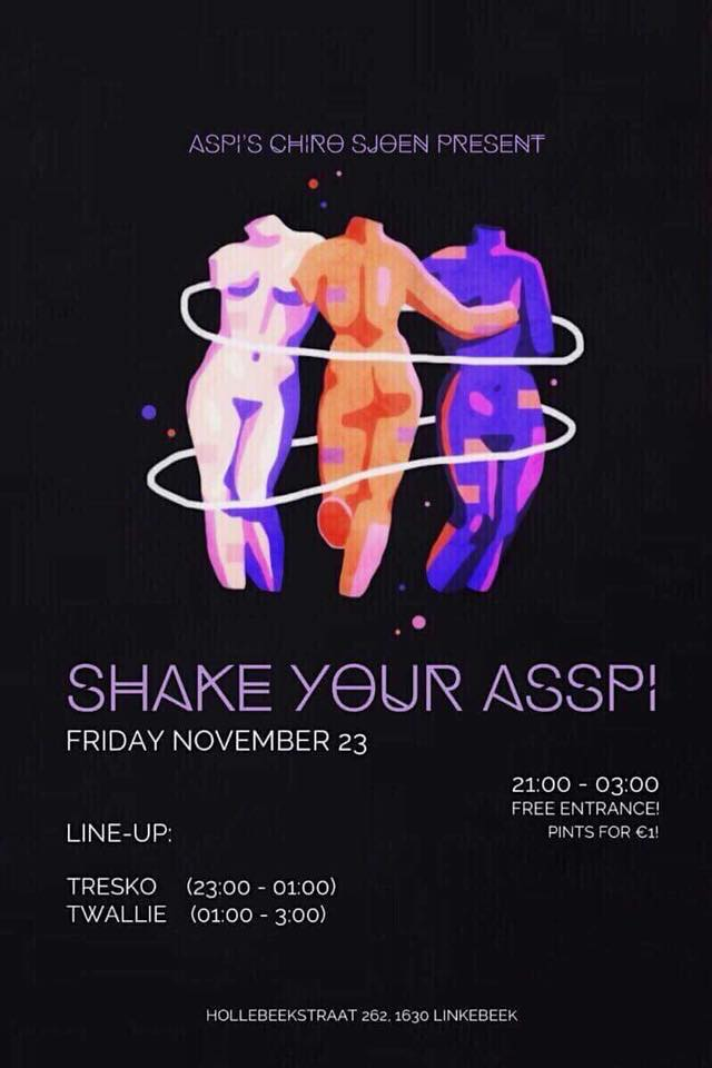 SHAKE YOUR ASSPI